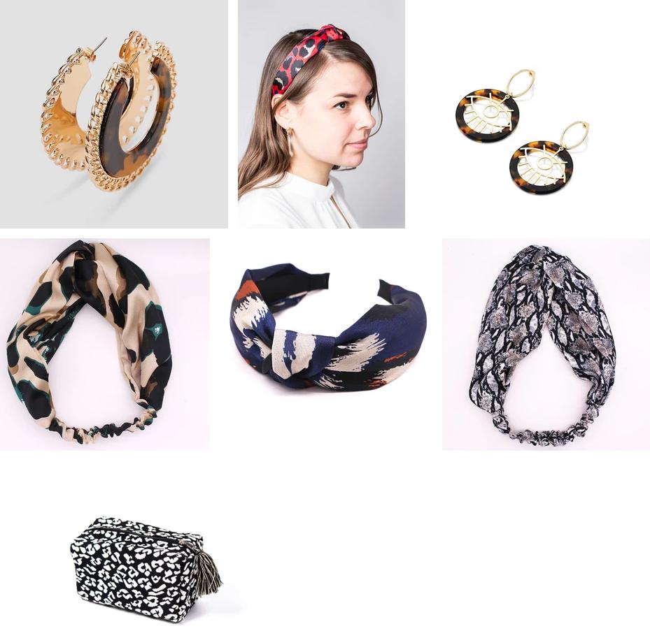 animal,animalprints,prints,ohrringe,haarreifen, ANIMAL LOVE