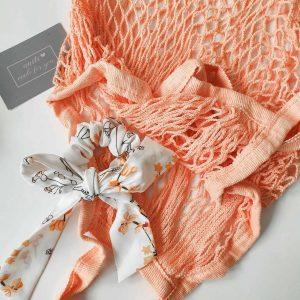 Netz Einkaufstasche Coralle mit extra langem Griff Alles Interior Boho Scandi Look anitimadeforyou Concept Store Langenfeld Trockenblumen, Trockenblumen Kränze, Workshops, Schmuck
