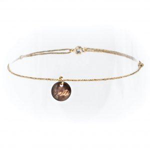 GIT Armband Goldmetallic Alles Interior Boho Scandi Look anitimadeforyou Concept Store Langenfeld Trockenblumen, Trockenblumen Kränze, Workshops, Schmuck