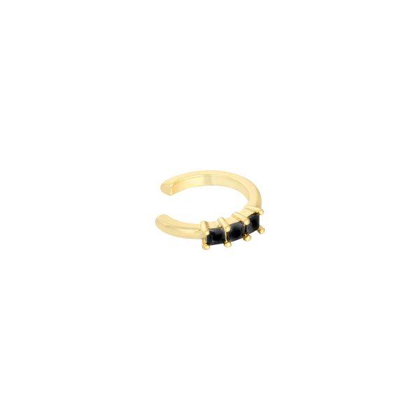 Earcuff Lana Gold, Silber, Schwarz Earcuffs Interior Boho Scandi Look anitimadeforyou Concept Store Langenfeld Trockenblumen, Trockenblumen Kränze, Workshops, Schmuck