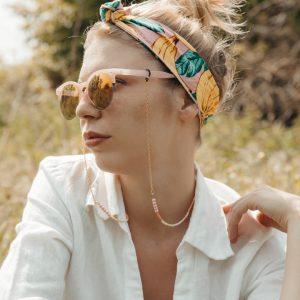 TROPICAL Haarband mit Knotenverschluss Alles Interior Boho Scandi Look anitimadeforyou Concept Store Langenfeld Trockenblumen, Trockenblumen Kränze, Workshops, Schmuck