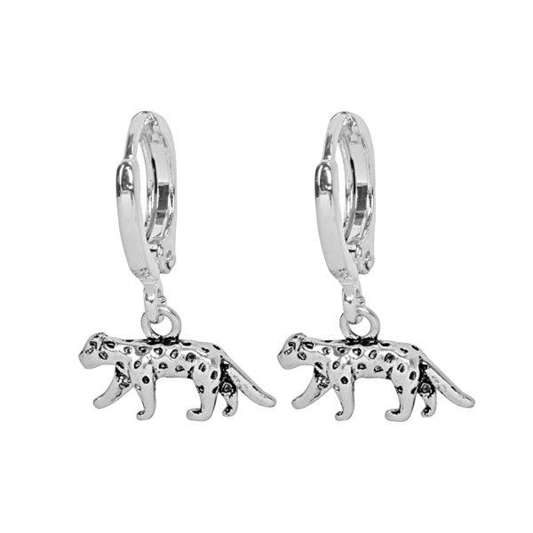 Creolen Leopard Silber Optik Alles Interior Boho Scandi Look anitimadeforyou Concept Store Langenfeld Trockenblumen, Trockenblumen Kränze, Workshops, Schmuck