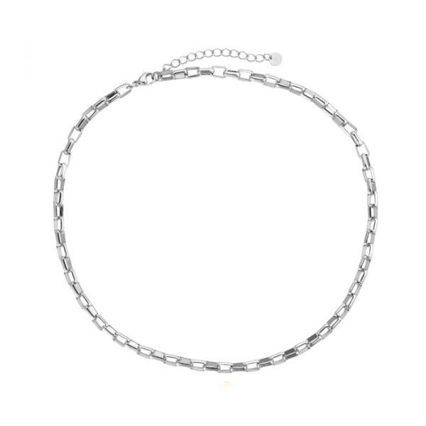 Simple Round Chain 7.0 Edelstahl Halskette vergoldet Alles Interior Boho Scandi Look anitimadeforyou Concept Store Langenfeld Trockenblumen, Trockenblumen Kränze, Workshops, Schmuck