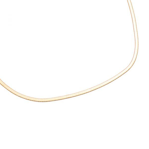 Fine Snake Skin Edelstahl Halskette vergoldet Alles Interior Boho Scandi Look anitimadeforyou Concept Store Langenfeld Trockenblumen, Trockenblumen Kränze, Workshops, Schmuck