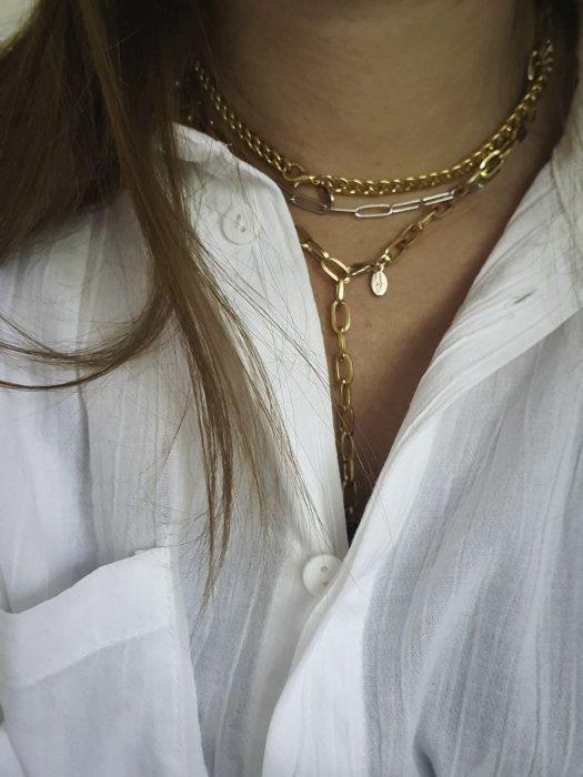 Ann Chain Halskette Gold Optik Alles Interior Boho Scandi Look anitimadeforyou Concept Store Langenfeld Trockenblumen, Trockenblumen Kränze, Workshops, Schmuck