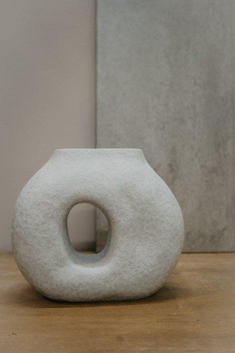 Ring Vase Natur HKLIVING Alles Interior Boho Scandi Look anitimadeforyou Concept Store Langenfeld Trockenblumen, Trockenblumen Kränze, Workshops, Schmuck