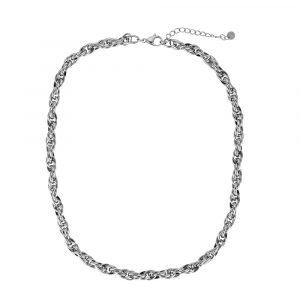 Chain by Chain Edelstahl Halskette vergoldet Silber Alles Interior Boho Scandi Look anitimadeforyou Concept Store Langenfeld Trockenblumen, Trockenblumen Kränze, Workshops, Schmuck