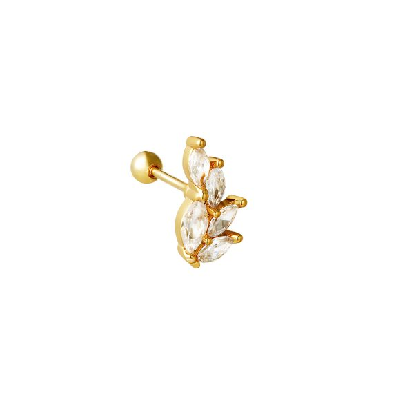 Piercing flyaway Gold Optik Alles Interior Boho Scandi Look anitimadeforyou Concept Store Langenfeld Trockenblumen, Trockenblumen Kränze, Workshops, Schmuck