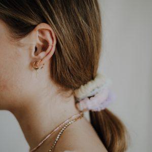 Halskette Perlen Choker Rosa Gold Alles Interior Boho Scandi Look anitimadeforyou Concept Store Langenfeld Trockenblumen, Trockenblumen Kränze, Workshops, Schmuck