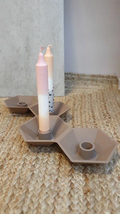 Kerzenständer Alles Interior Boho Scandi Look anitimadeforyou Concept Store Langenfeld Trockenblumen, Trockenblumen Kränze, Workshops, Schmuck