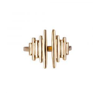 Almuth Edelstahl Ring vergoldet Gold Alles Interior Boho Scandi Look anitimadeforyou Concept Store Langenfeld Trockenblumen, Trockenblumen Kränze, Workshops, Schmuck