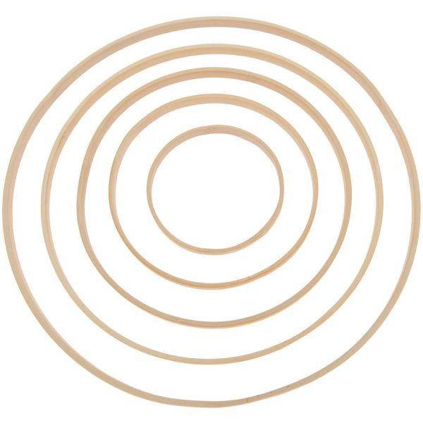 Bambus Ring – Rohling oder personalisiert 30cm Alles Interior Boho Scandi Look anitimadeforyou Concept Store Langenfeld Trockenblumen, Trockenblumen Kränze, Workshops, Schmuck