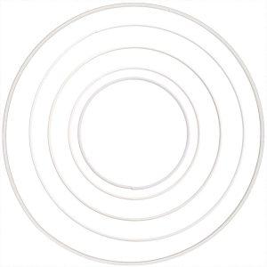 Metallring Weiß verschiedene Größen Alles Interior Boho Scandi Look anitimadeforyou Concept Store Langenfeld Trockenblumen, Trockenblumen Kränze, Workshops, Schmuck