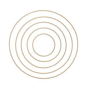 Metallring Gold verschiedene Größen Alles Interior Boho Scandi Look anitimadeforyou Concept Store Langenfeld Trockenblumen, Trockenblumen Kränze, Workshops, Schmuck