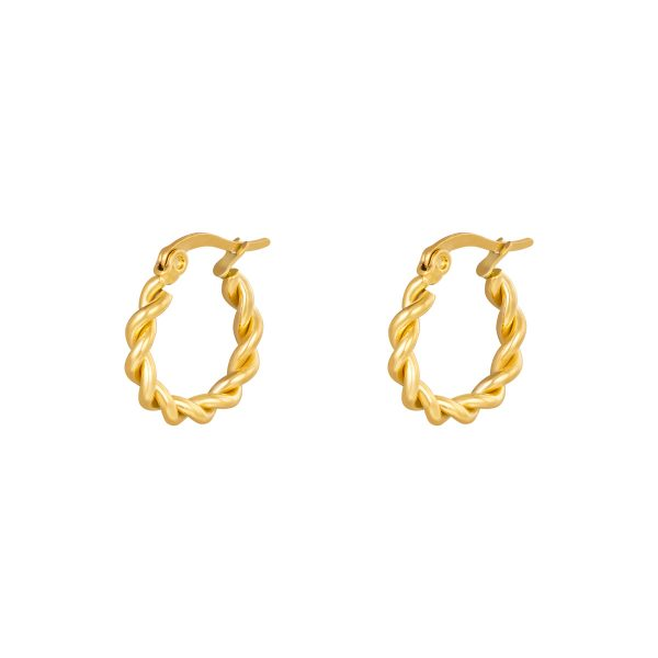 Creole Twisted Gold Optik Alles Interior Boho Scandi Look anitimadeforyou Concept Store Langenfeld Trockenblumen, Trockenblumen Kränze, Workshops, Schmuck