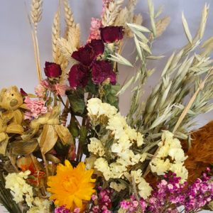 Trockenblumen Strauss Wildflowers L Alles Interior Boho Scandi Look anitimadeforyou Concept Store Langenfeld Trockenblumen, Trockenblumen Kränze, Workshops, Schmuck