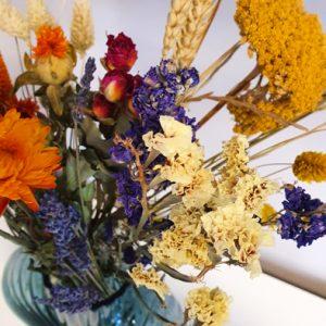 Trockenblumen Strauss Wildflowers XL Alles Interior Boho Scandi Look anitimadeforyou Concept Store Langenfeld Trockenblumen, Trockenblumen Kränze, Workshops, Schmuck