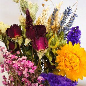 Trockenblumen Strauss Wildflowers M Alles Interior Boho Scandi Look anitimadeforyou Concept Store Langenfeld Trockenblumen, Trockenblumen Kränze, Workshops, Schmuck