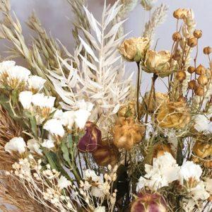 Trockenblumen Strauss Wildflowers L Boho Dream Alles Interior Boho Scandi Look anitimadeforyou Concept Store Langenfeld Trockenblumen, Trockenblumen Kränze, Workshops, Schmuck