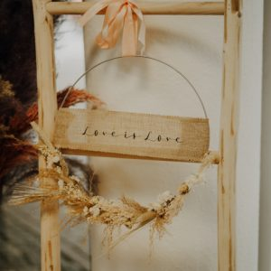 Trockenblumenkranz personalisiert – all beige 30cm Trockenblumenkränze und Ringe Interior Boho Scandi Look anitimadeforyou Concept Store Langenfeld Trockenblumen, Trockenblumen Kränze, Workshops, Schmuck
