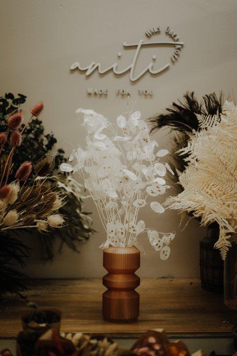 getrocknetes Silberblatt, Lunaria Alles Interior Boho Scandi Look anitimadeforyou Concept Store Langenfeld Trockenblumen, Trockenblumen Kränze, Workshops, Schmuck